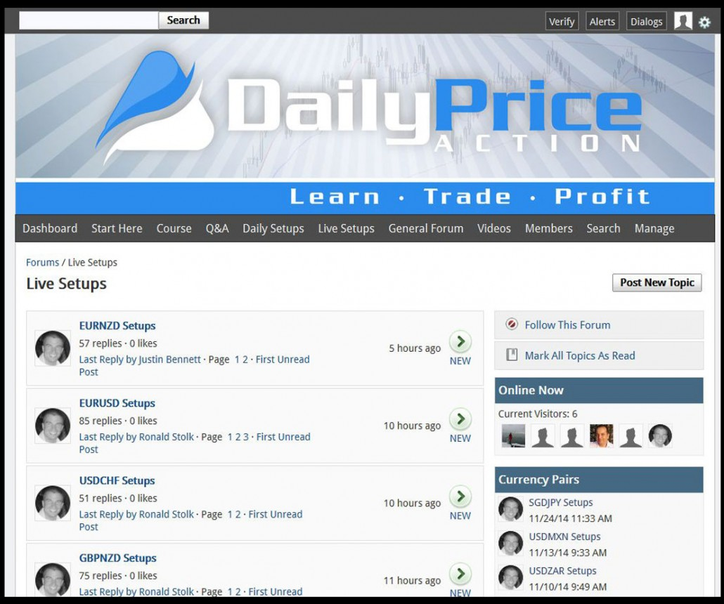 DailyPriceAction-04-LiveSetups